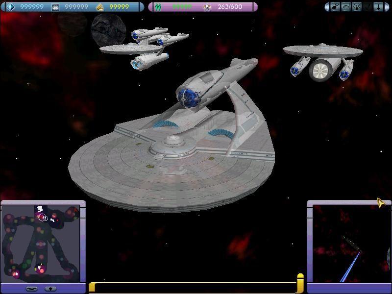 ENT, TOS and TMP - Star Trek: Armada Files