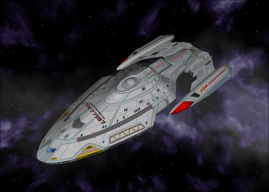 star trek future starship - photo #32