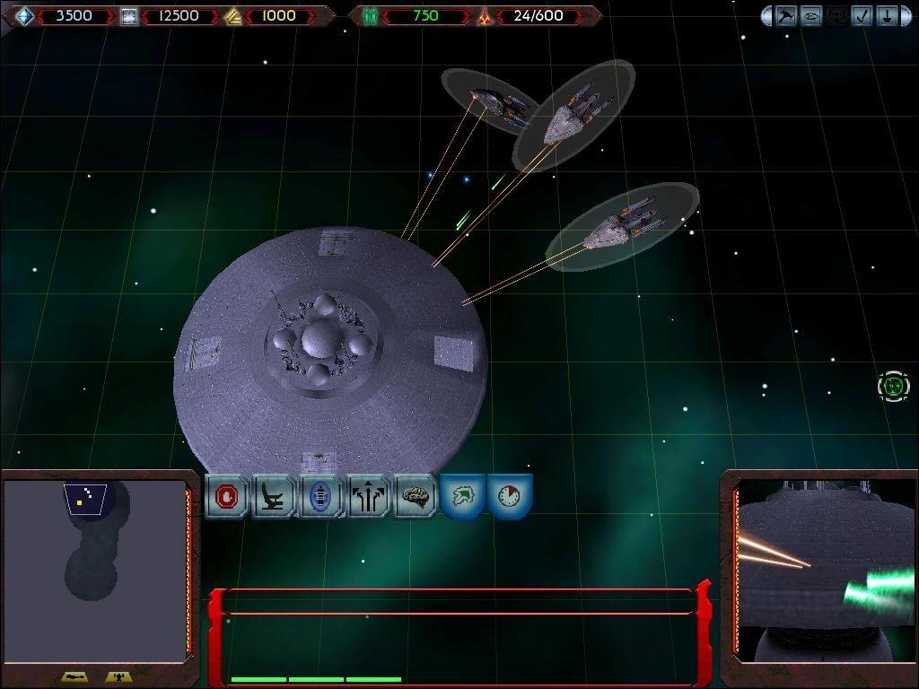 Enterprise-F (Prometheus Class) - Star Trek: Armada Files